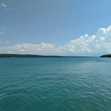 Torch Lake Michigan